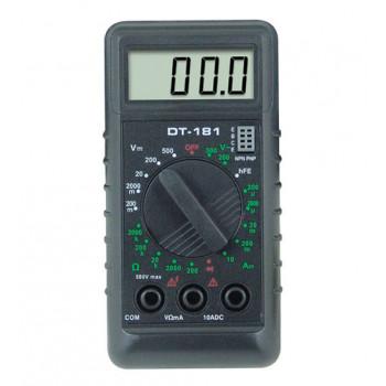 Мультиметр DT-181