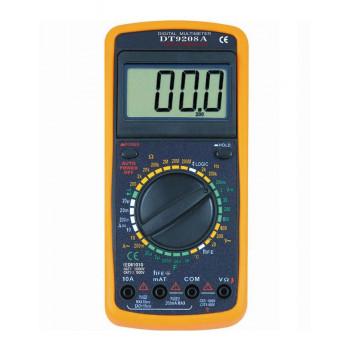 Мультиметр DT-9208A