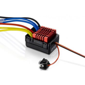 Регулятор колекторний HOBBYWING QUICRUN WP-880 DUAL 80A для автомоделей