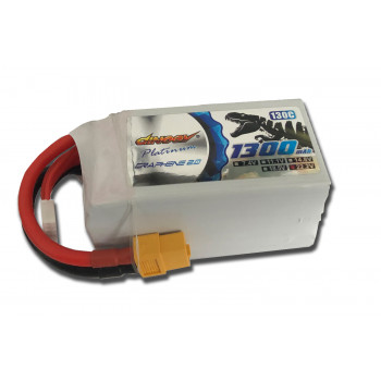 Аккумулятор Dinogy PLATINUM G2.0 Li-Pol 1300mAh 22.2V 6S 130C XT60