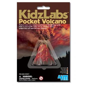 Набор для творчества Карманный вулкан