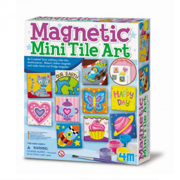 Набор для творчества Разрисуй магниты