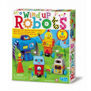 Набор для творчества Заводные роботы