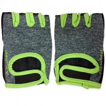 Перчатки зеленый