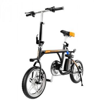Электровелосипед R3+ 214.6WH (черный)