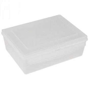 Контейнер пластиковый белый
