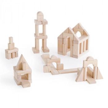 Набор строительных блоков Unit Blocks, 84 шт.