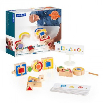 Шнуровка Manipulatives Формы