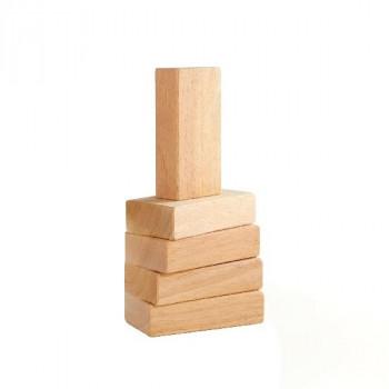 Набор деревянных брусков Block Mates, 5 шт.