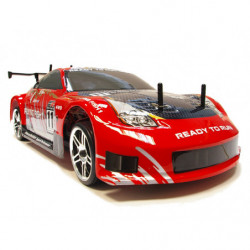 Дрифт 1:10 Himoto DRIFT TC HI4123BL Brushless (красный)