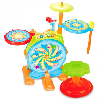 Игрушка Барабанная установка