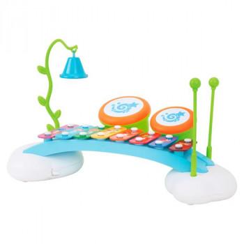 Игрушка Ксилофон-радуга