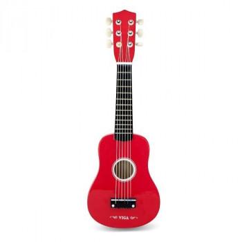 """Игрушка """"Гитара"""", красный"""