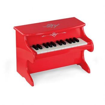 """Игрушка """"Пианино"""", красный"""