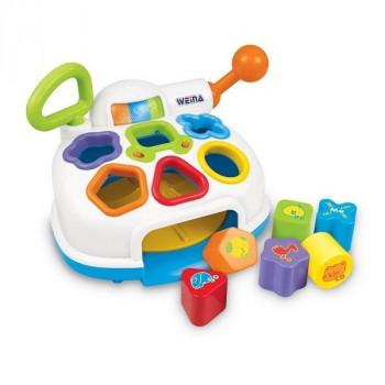 Музыкальная игрушка-сортер