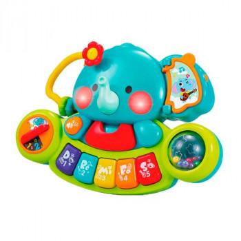 Игрушка пианино-слоник