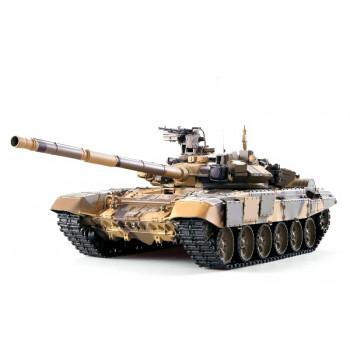 Танк на радіокеруванні 1:16 Heng Long T-90 з пневмопушкой і і / к боєм (Upgrade)