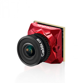 Caddx Ratel 2.1mm + ND8 - Red