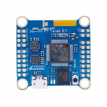 Полетный контроллер iFlight SucceX F7 TwinG Bluetooth (Dual ICM20689)