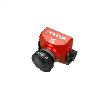 Foxeer Falkor 2 1200TVL FPV Camera 2.1mm Global WDR - Красный