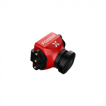 Foxeer Falkor 2 Mini Standart 1200TVL FPV Camera 1.8mm Global WDR - Красный