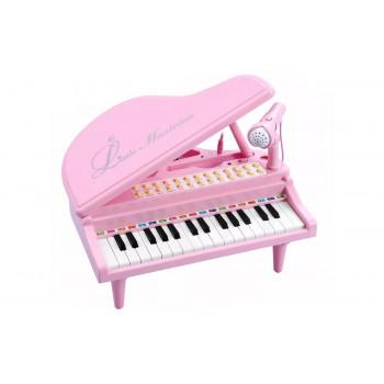 """Детское пианино синтезатор Baoli """"Маленький музикант"""" с микрофоном 31 клавиша..."""