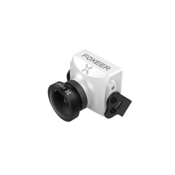 Foxeer Falkor 2 1200TVL FPV Camera 1.8mm Global WDR - Белый