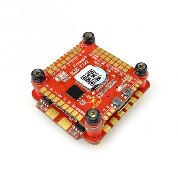 Стек HGLRC Zeus FD760 STACK 30X30 3-6S 60A BL32 4in1 ESC