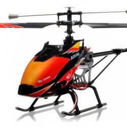 Большие вертолеты 3 - 4 канальные для улицы WL Toys