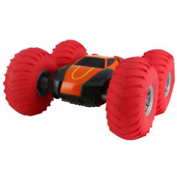 Перевёртыш на р/у YinRun Speed Cyclone с надувными колесами (оранжевый)