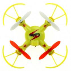 Квадрокоптер нано 2.4ГГц WL Toys V646-A Mini Ufo (желтый)