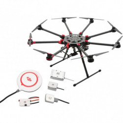 Октокоптер DJI S1000Plus + полетный контроллер A2