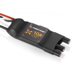 Бесколлекторный регулятор хода HOBBYWING XRotor 10A OPTO 2-3S для мультикоптеров