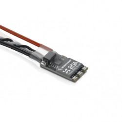 Регулятор хода HOBBYWING XRotor 20A Micro BLHeli 2-4S для мультикоптеров