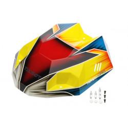 Капот для рамы Tarot FY680 стиль Iron Man (TL2853)