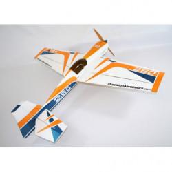 Самолет Precision Aerobatics Extra 260 1219мм KIT (желтый)