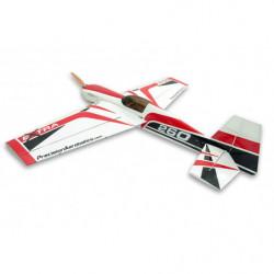 Самолет Precision Aerobatics Extra 260 1219мм KIT (красный)