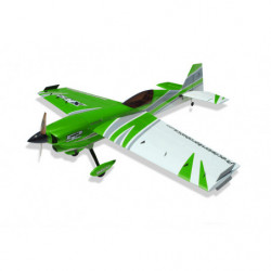 Самолет Precision Aerobatics XR-52 1321мм KIT (зеленый)