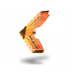 Летающее крыло Tech One Mini Popwing 600мм EPP ARF (красный)