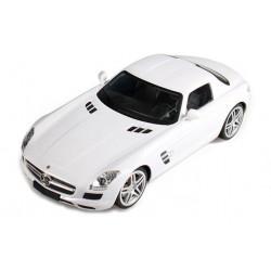 Машинка р/у 1:14 Meizhi лиценз. Mercedes-Benz SLS AMG (белый)
