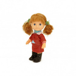 Кукла интерактивная TRACY Оля говорящая с мимикой 40 см (шатенка)