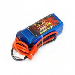 Аккумулятор Dinogy Li-Pol 300mAh 11.1V 3S 65C JST
