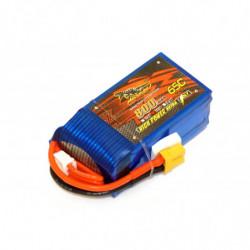 Аккумулятор Dinogy Li-Pol 800mAh 11.1V 3S 65C XT30