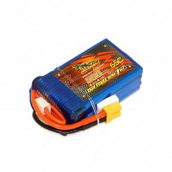 Аккумулятор Dinogy Li-Pol 500mAh 14.8V 4S 65C XT30