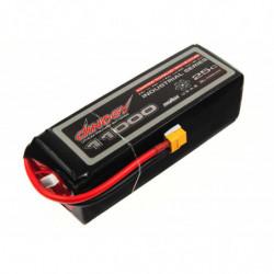 Аккумулятор Dinogy Li-Pol 11000mAh 22.2V 6S 25C 58x60x179мм XT60