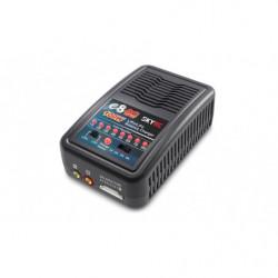 Зарядное устройство SkyRC E8 1/3/5/6A с/БП 100W для LiPo 1-8S аккумуляторов...