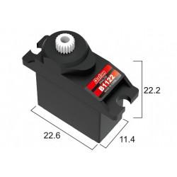 Сервопривод микро 9г BATAN B1122 1.4кг/0.12сек