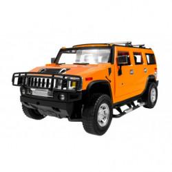 Машинка р/у 1:14 Meizhi лиценз. Hummer H2 (желтый)