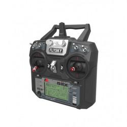 Аппаратура управления 10-канальная FlySky FS-I6X AFHDS 2A с приёмником X6B
