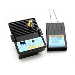 Комплект LRS RMILEC T4346NB18-J/R4346NB18 UHF 430-460MHz 2W 18 каналов...